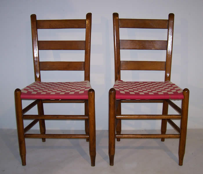 Antique shaker chairs - Shaker Style Side Chairs